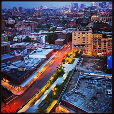 We love the #Meatpacking District. #NYC