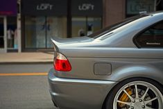 Mmmm CSL Trunk on an E46 M3