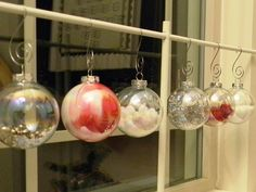 Christmas Craft Decor