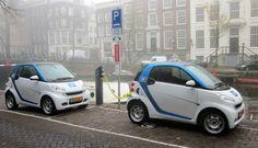 Alemania subvencionará la compra de coches eléctricos con 4.000 Euros y los híbridos con 3.000. Ayudas para el coche eléctrico del futuro  #coches #vehiculos #electricos #ambiente