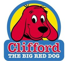 Clifford The Big Red Dog Custom iron on transfer Personalize T shirt  #Cliffordthereddog