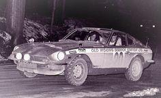 luimartins: Datsun 240Z at Boucles de Spa International Rally 1974