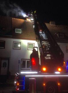 NEWS:  FW-GE: Kaminbrand in Erle