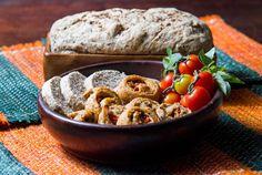 Receita de Pão D'água com Biomassa - receitas, vídeos e dicas para uma alimentação saudável