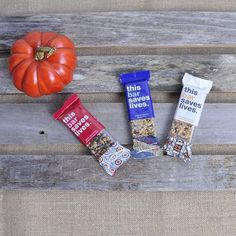 Serious question: pumpkin spice bar. Yes or no?