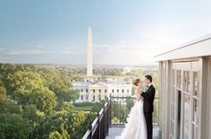 Top of The Hay. Live like a president in the heart of DC at The Hay-Adams. By Hotelied.