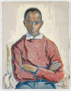 Agnes Cleve - 1936