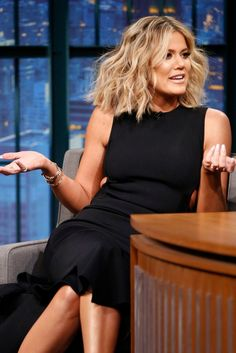 Following her appearance on Live! With Kelly and Michael, everyone has been buzzing about Khloe Kardashian's haircut. (ICYMI: She told the show hosts she cut hair after visiting Lamar Odom during his hospitalization because she felt like she needed to get rid of negativity in her life.) Totally understandable. What woman hasn't wanted to lop off all her hair following a traumatic experience? Particularly one that involves a significant other. A good haircut can be a game-changer—literally…