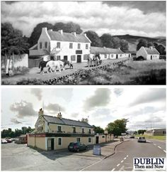 Greenhills Road Old Time Photos, Old Pictures, Images Of Ireland, Erin Go Bragh, Photo Engraving, Ireland Homes, Dublin Ireland, Historical Pictures, Wonderful Places