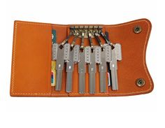 kožená kľúčenka - púzdro (etue) na kľúče Bags, Fashion, Handbags, Moda, La Mode, Dime Bags, Fasion, Lv Bags, Purses