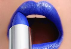 10 Blue Lipsticks That Work For Halloween…Or Any Other Time Of The Year