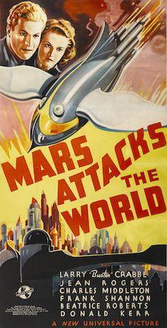 Mars Attacks the World (1938)
