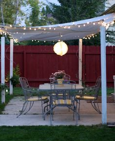 Awesome DIY outdoor furniture ideas!