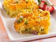 "Anyone who's ever hosted a large group for brunch knows that ""do ahead"" is key to success! This tried-and-true breakfast bake is straight out of the Betty Crocker Bisquick II cookbook, and it's sure to impress your guests. The best part? It only requires about 10 minutes of prep time!"