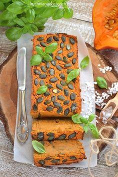 kuchnia na obcasach: Pasztet wegański z ciecierzycy i dyni