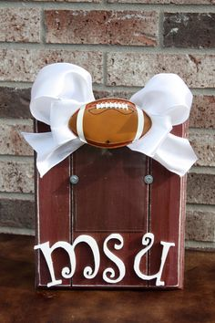 Mississippi State Football4x6 Picture Frame by JackandMarleigh, $16.00