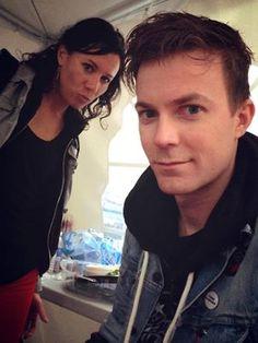 Matt and Kim!!!