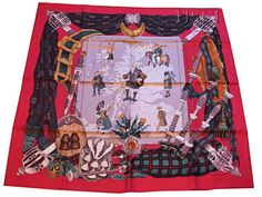 """Scotland (from <a href=""""http://piwigo.hermesscarf.com/picture?/656/category/179-1963"""">HSCI Hermes Scarf Photo Catalogue</a>)"""