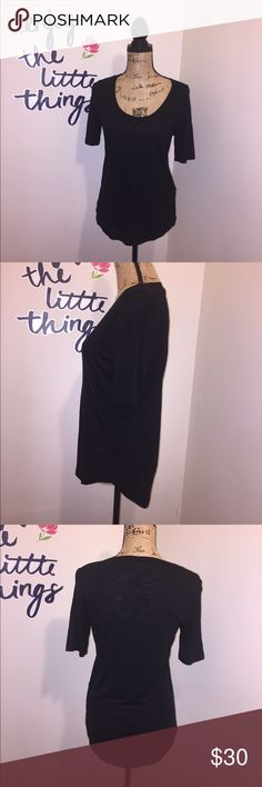 Madewell T-Shirt New With Tags, black. No stains no rips. Madewell Tops Tees - Short Sleeve