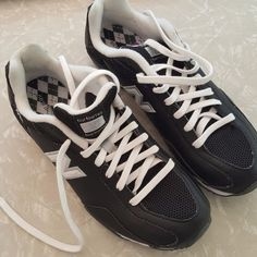 New Balance Sneakers Black cw442bS Athletic Running Walking Shoes New Retro 6.5 #NewBalance #WalkingHikingTrail
