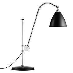 BL1 p�yt�lamppu, musta