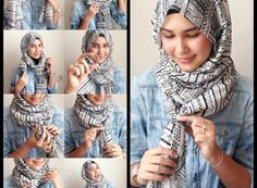 Outfits: What & How To Wear Hijab For Eid ul-Fitr 2015 - HijabiWorld How To Wear Hijab, Hijab Style Tutorial, Outfits 2014, Simple Hijab, Romantic Pictures, Coral And Gold, Western Outfits, Eid, Color Trends
