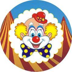 Circo Kit festa infantil grátis para imprimir – Inspire sua Festa ®