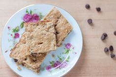 Granola Cookie Squares- perfect on-the-go snacks! :)