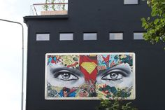 Sandra Chevrier.. . #streetart
