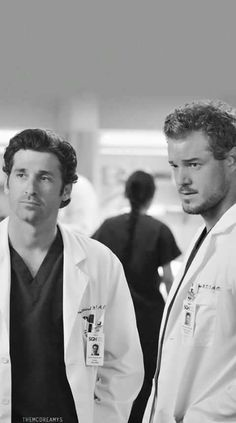 Mark omggg theyre so beautiful Greys Anatomy - Derek amp; Mark omggg theyre so beautiful Greys Anatomy Derek, Anatomy Grey, Grey's Anatomy Mark, Grey Anatomy Quotes, Greys Anatomy Cast, Eric Dane, Patrick Dempsey, Orphan Black, Grey's Anatomy Wallpaper Iphone