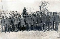 Kuk Oberst, Offizieren Gruppe, Orden, Kappenabzeichen, Italien Front 1.WK Foto