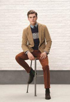 The Style Examiner: Gant Menswear Autumn/Winter 2013