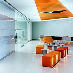 The GlaxoSmithKline have just opened two innovative research centres designed by Pope Wainwright.