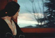 taishou-kun:  Matsuda Eiko 松田 暎子 in Ai no corrida 愛のコリーダ (In the realm of the senses) - Director: Oshima Nagisa 大島 渚 (1932-2013) - Argos Films - 1976