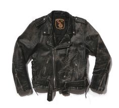 the perfect vintage motorcycle jacket