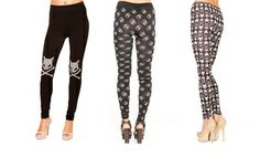 Groupon - Sugar & Babe Leggings. Multiple Styles Available. Free Returns. in Online Deal. Groupon deal price: $12.99