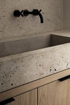 Home Interior Inspiration .Home Interior Inspiration Baths Interior, Bathroom Interior Design, Interior Decorating, Decorating Kitchen, Interior Plants, Bathroom Inspiration, Interior Inspiration, Interior Ideas, Beton Design