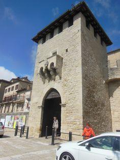 San Marino-Szent Ferenc kapu