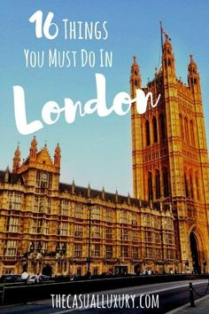 What to Do in London // Trip to England // Where to Stay in London // Where to Eat in London // England Travel Tips // London Travel Tips #foodietravel