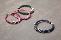 Kumihimo Braided Bracelet | Maker Crate
