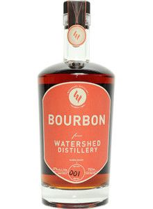 Watershed Distillery Bourbon #Whiskey.  Aged for approximately three years, this #bourbon was named one of the top ten bourbons in the United States. | @Caskers