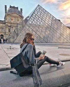 Paris • p i n t e r e s t // @vivvianne