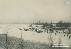 De Bevroren kralingseplas 1928-1929