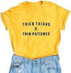 a9d35ee976 Amazon.com: YITAN Women Teen Girl Cute Tops Women T Shirts Junior Graphic  Tee