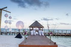 The Beach Gazebo Is A Great Setting For Wedding Up To 50 People Secrets Silversands