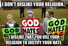 i dont dislike your religion... (My first created meme.)