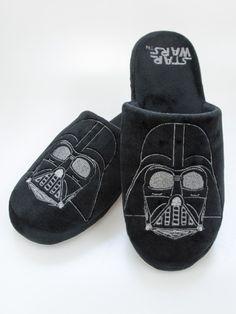 8fb622c36f10 Star Wars Darth Vader Adult Mule Slippers Cadeau Star Wars