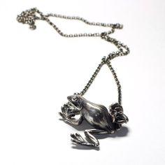 Yaci sterling silver shop  fog necklace by yaci on Etsy, $299.00