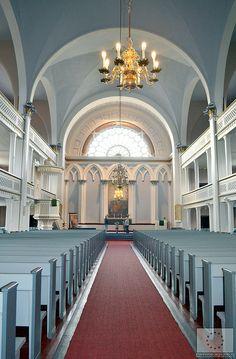 Ylistaron kirkko, Suomi Finland  © Saana Kormano, 2014   http://fi.wikipedia.org/wiki/Ylistaron_kirkko