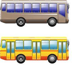 "Photo from album ""Автобус, трамвай"" on Yandex. Transportation Worksheet, Art Transportation, Childhood Education, Kids Education, Bus Drawing, Bus Cartoon, Shape Posters, Clip Art Pictures, Alphabet For Kids"